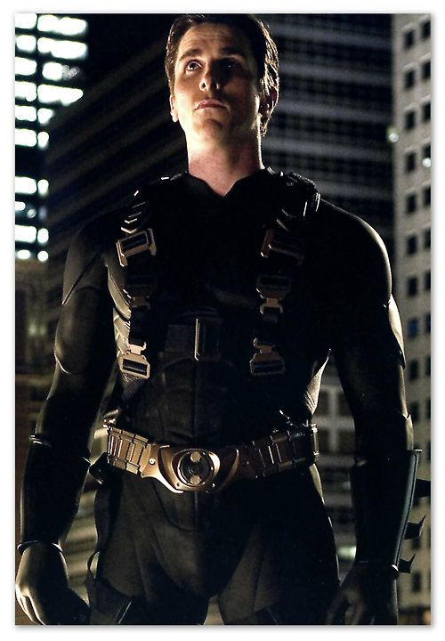 The name is Bruce Wayne, better known as Batman. I am a billionaire with a dark side and I am fighting to avenge my parents' murder.
