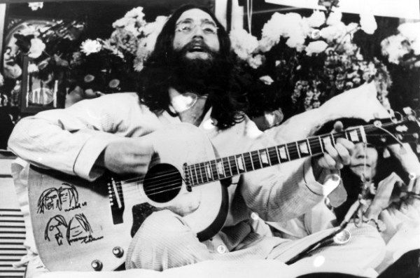 Top 10 John Lennon Solo Political Songs