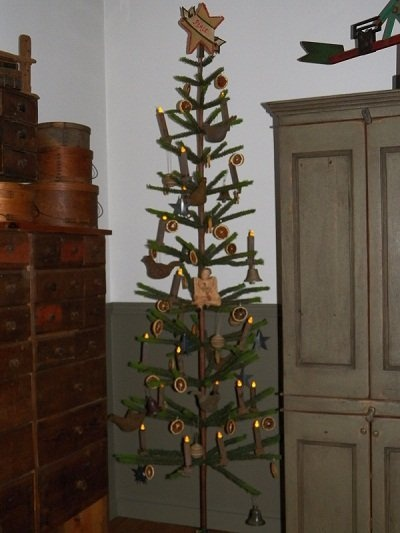 Skinny Christmas Trees