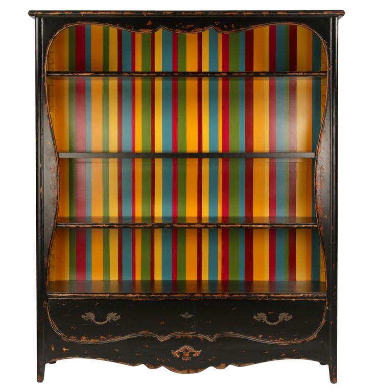 Rainbow Bookshelf Large Matt Blatt Decoration Of Space
