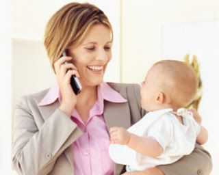 85% Wanita Takut Anak Bisa Bahayakan Karier