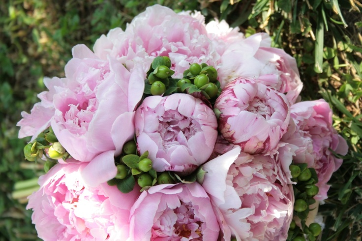 My wedding bouquet! Picture by Vincenza!
