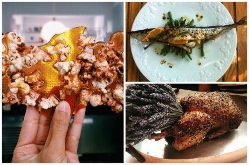 Oppdeling av kylling - Spise