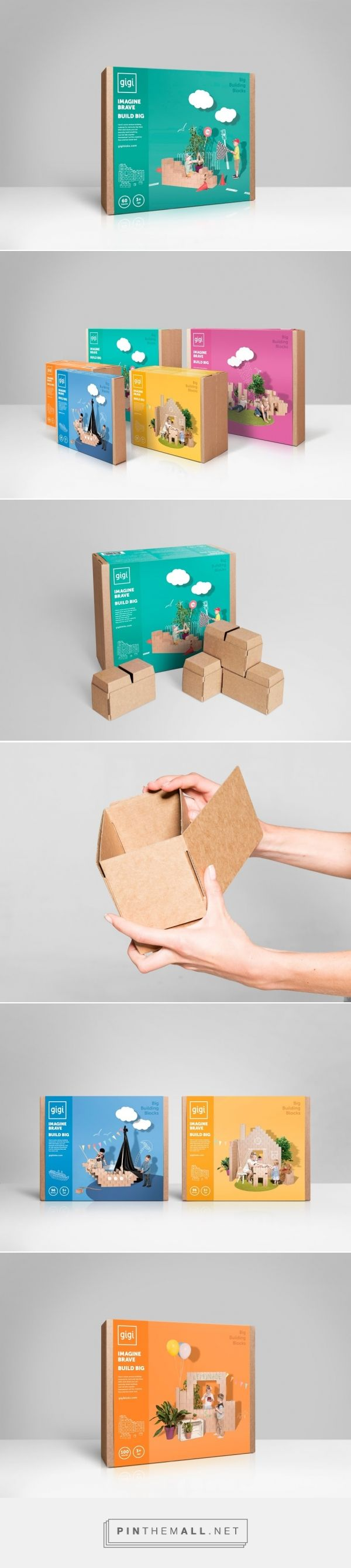 GIGI Bloks - Packaging of the World - Creative Package Design Gallery - http://www.packagingoftheworld.com/2016/03/gigi-bloks.html