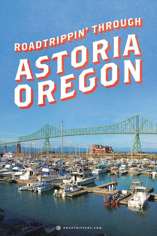Discover Astoria, a beautiful Oregon port city.