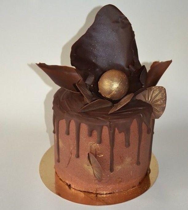 #шоколадный#евроторт#мойдесерт#тортбезмастики#торт#sweetcake#dessert#chocolate