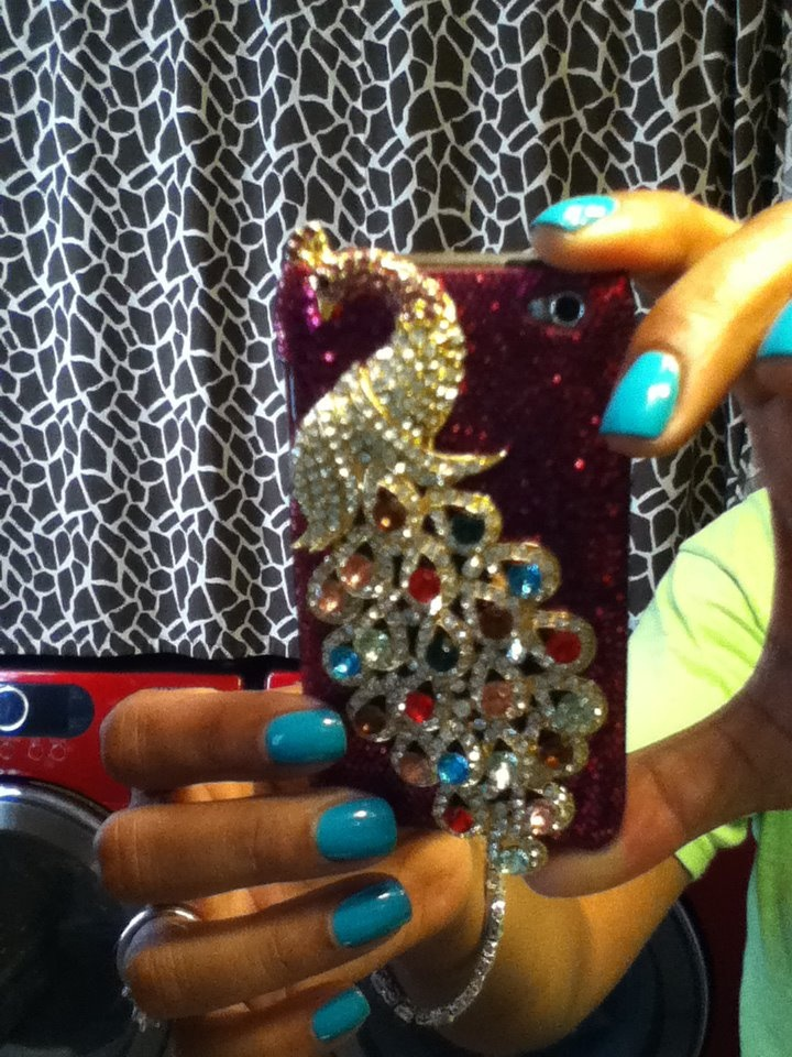 I think my iPod case qualifies as jewelry  ♥: Ipod Cases