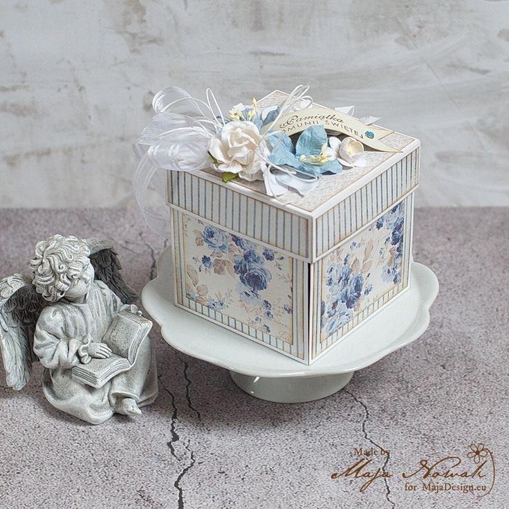 CraftHobby Oliwiaen: First Communion Boy Box / Chłopięcy box komunijny