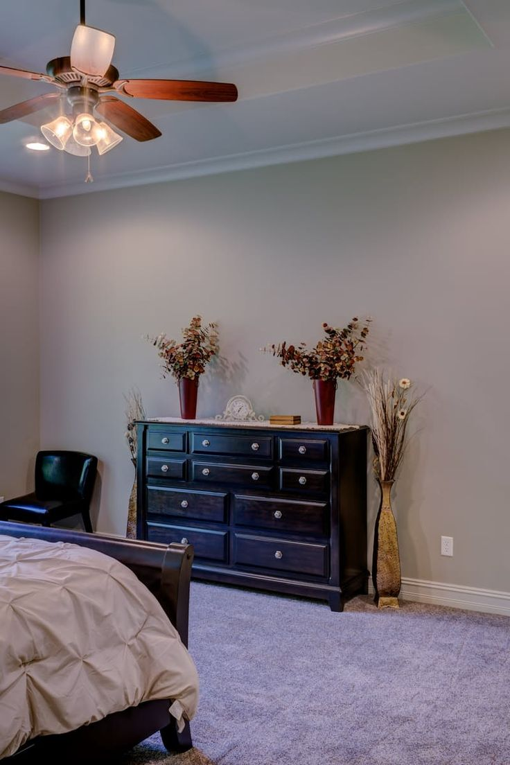 bed, bedroom, chair