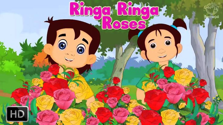 #nursery #rhyme #rhymes #ringa #roses #songs - Rings Rings Roses Nursery Rhymes With Lyrics