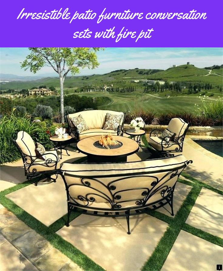 Learn More About Patio Furniture Conversation Sets With Fire Pit Follow The Link To Read Do Not Miss Our Web Pages