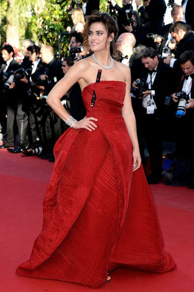 Alyson Le Borges in Armani Prive, 2013 - The Most Daring Dresses on the Cannes Red Carpet - Photos