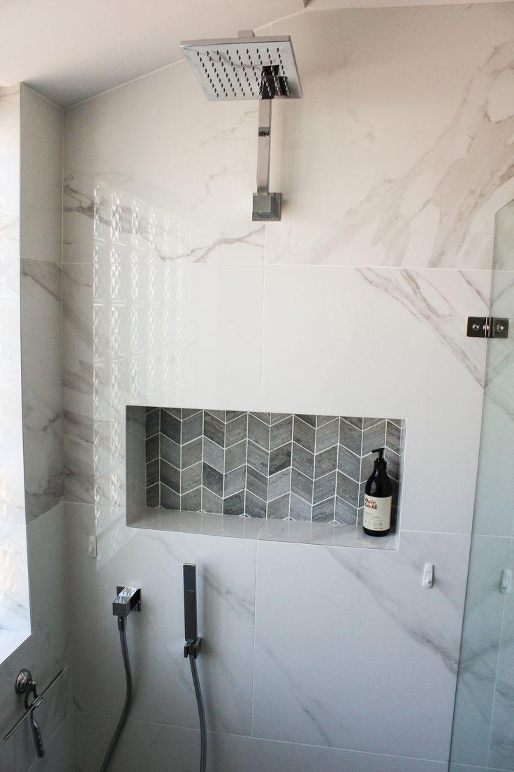 Shower Box Shower Recess Shower Niche Bathroom Ideas