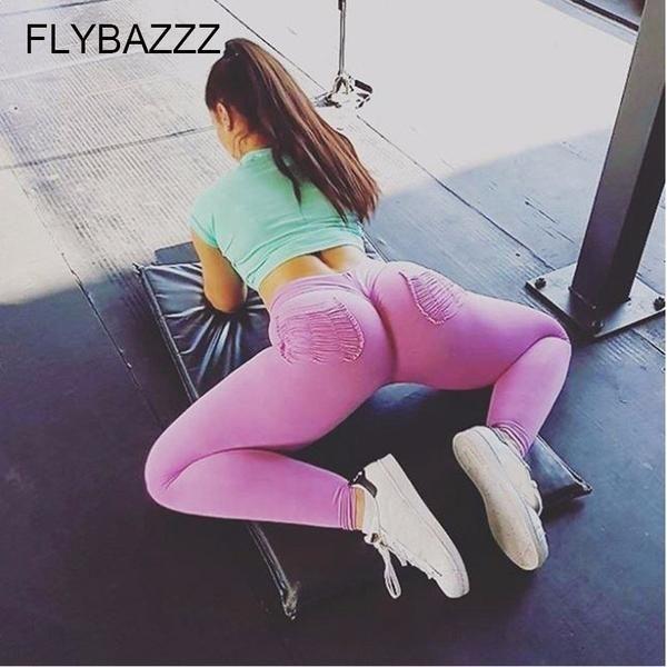 Booty style fitness yoga pants leggins 2