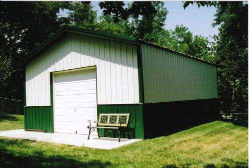 1000 ideas about steel garage on pinterest steel garage for Prefabricated carriage house