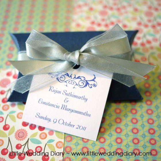 Google Image Result For Littleweddingdiary Img Favour BoxesDiy PillowsWedding