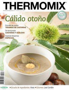 Revista Thermomix nº61 - Cálido otoño