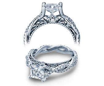 VENETIAN-5031 by Verragio and I <3 this ring. I would die if it was mine. Haha my future hubby better get ready to buy this one