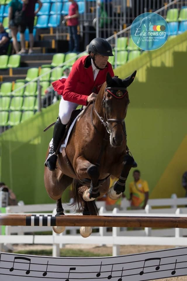 Olympics Rio 2016   Team Belgium - Joris Vanspringel - Cross Country
