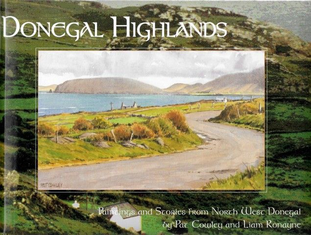 Donegal Highlands - Irish Art & Artists - Art & Photography - Books