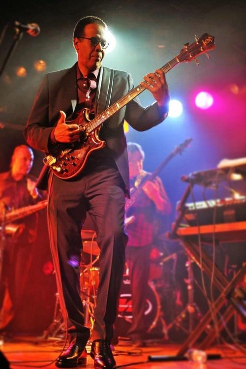 Stanley Clarke - bassist & composer/producer