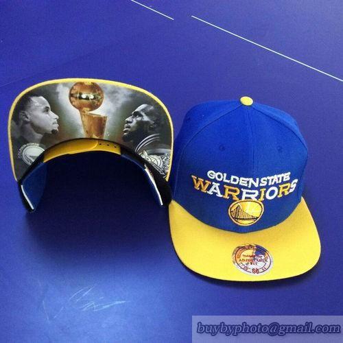 NBA Golden State Warriors Snapback Hats Adjustable Caps 2015 Champions NBA Hats 115