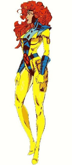 Probably cuz I matured through the 90s but this is my favorite Jean Grey rendition
