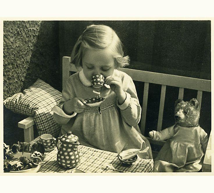 Tea with Teddy ~ Germany