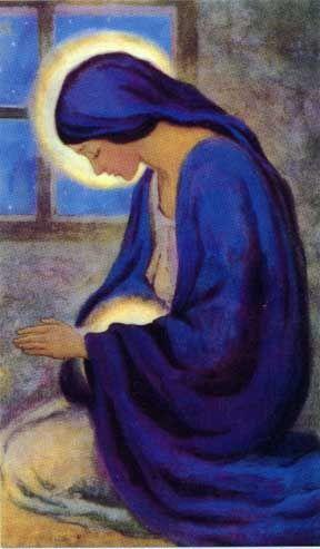 La Virgen Maria ...: