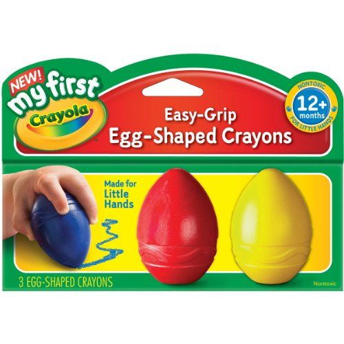Brand New My First Crayola Easy Grip Egg Shaped Crayons 3pc-Blue, Red And Yellow Brand New a1b2d2 http://www.amazon.com/dp/B00SZ3NAEC/ref=cm_sw_r_pi_dp_bnQ6ub1HVTTGS