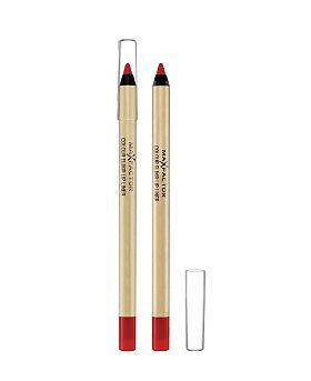 Max Factor Colour Elixir Lip Liner in Red Rush