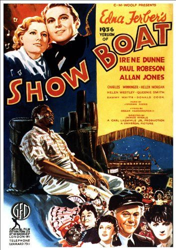 Fantastic A4 Glossy Print - 'Showboat' (1936) - Taken From A Rare Vintage Movie / Film Poster (Vintage Movie / Film Posters) by Unknown http://www.amazon.co.uk/dp/B005OQRFHQ/ref=cm_sw_r_pi_dp_RCAtvb1F444XX