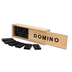 You can't be Puerto-Rican and not love dominoes!