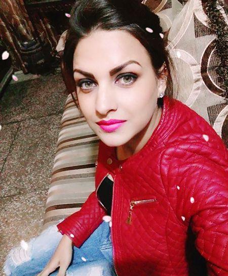 Top 10 Most Beautiful Punjabi Models: Himanshi Khurana Is An Indian Model And Actress From
