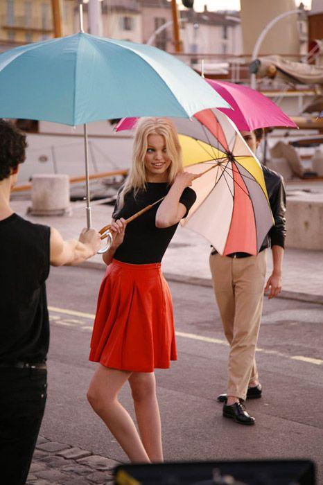 7days in sunny JUN ARCHIVE : Dior Addict Fragrance {backstage}