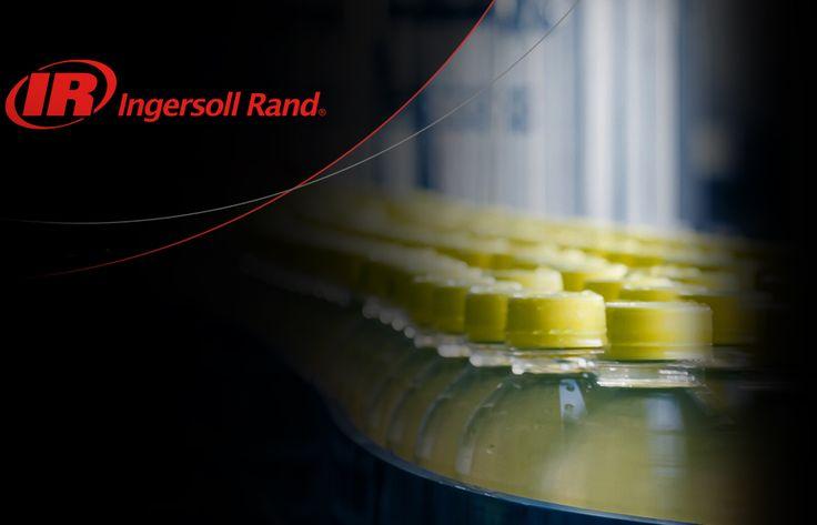Ingersoll Rand | Compressores de ar e gás e serviços que dão vida à indústria