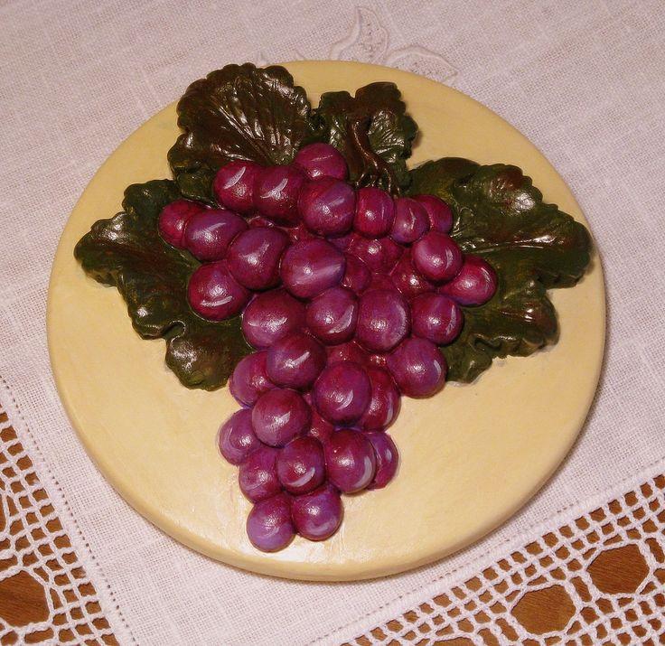 Grape Decor: 1000+ Images About Grape Kitchen Ideas On Pinterest
