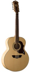 Washburn 12 string...I have a guitar just like this:)