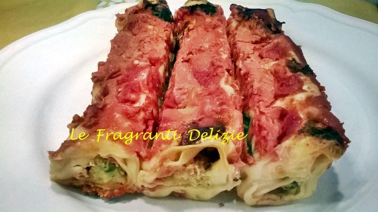 I cannelloni vegetariani sono un primo piatto diverso dal solito, con un ripieno gustoso fatto con ricotta, patate e zucchine!