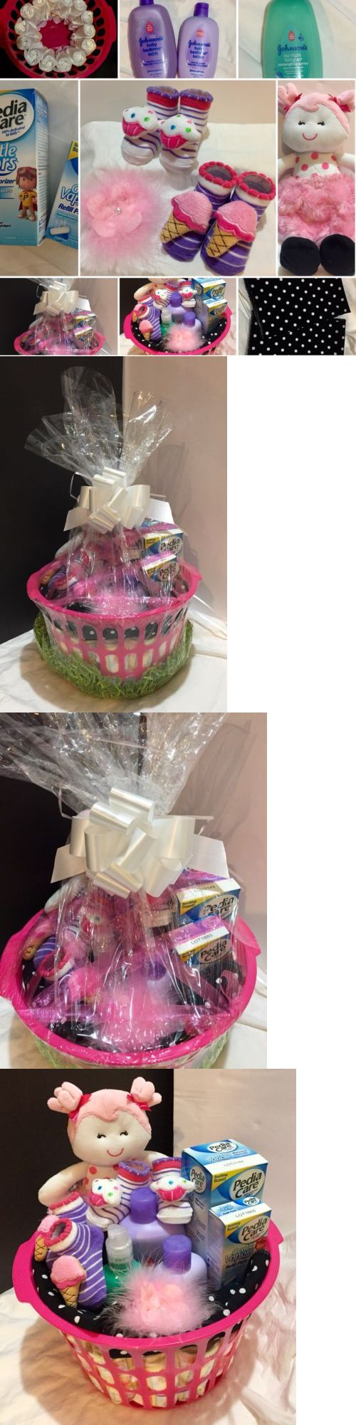 Gift Sets 134756: New Baby Girl Gift Basket, Birth Gift, New Mother Gift, Hospital Gift For Baby -> BUY IT NOW ONLY: $99.79 on eBay!