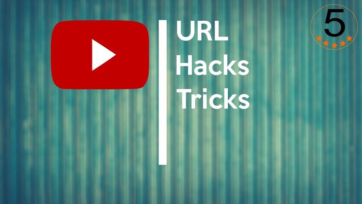 Adobe Video tutorial: Top 5 YouTube URL Hacks You Didn't Know Before! => http://tutorials411.com/2017/03/05/top-5-youtube-url-hacks-didnt-know/ #photoshop #adobe #tutorial