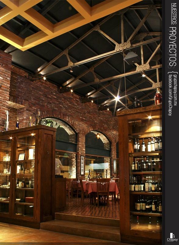 32 best nuestros proyectos para restaurantes hoteles y for Muebles para bar lounge