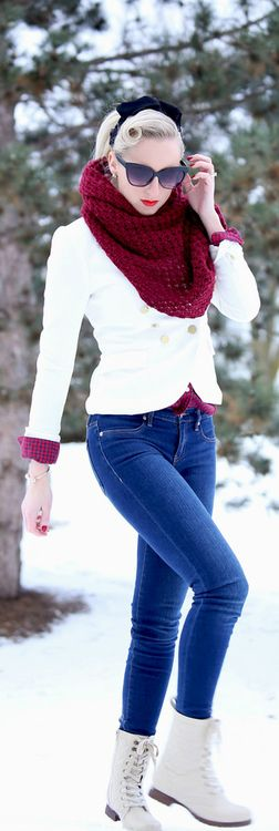 87 Best Images About Style Ideas For Winter On Pinterest