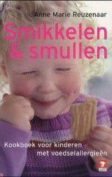 Kookboek voor ouders en kinderen met voedselallergieën