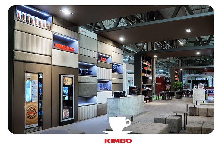 #TuttoFood2015: l'area OCS (Office #coffee service) e Vending.