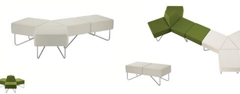 Lepo Product - adaptable and modular sofa