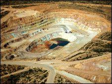 News Article - Minería a cielo abierto (Foto genérica de archivo)