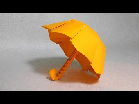 [Diagram] How to make an origami umbrella (with diagram) (Henry Phạm) - YouTube