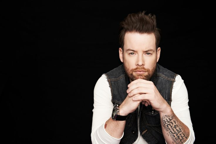 """NEWS: The pop rock artist, David Cook, has announced a North American tour, called the """"Digital Vein Tour,"""" for February and March. Tony Lucca will be on the tour, as support. Details at http://digtb.us/1PV1mDA"""