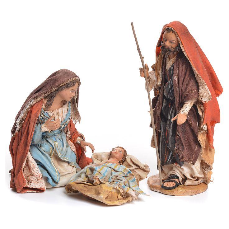 Natividad 13 cm Angela Tripi terracota | venta online en HOLYART